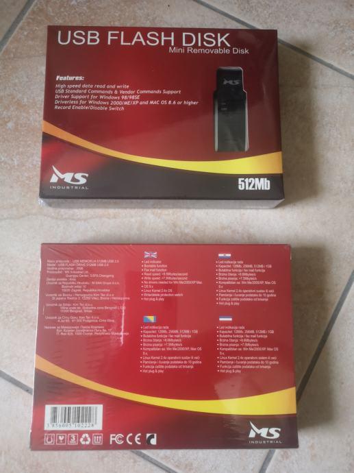 USB stick 512mb
