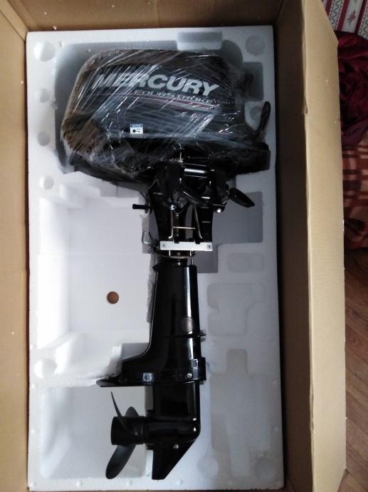 Mercury 5 kS, 2018.g.