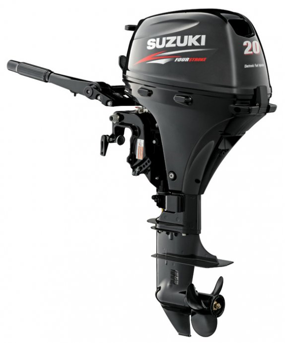 SUZUKI DF 20 - NOVO