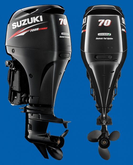 SUZUKI DF 70 ATL