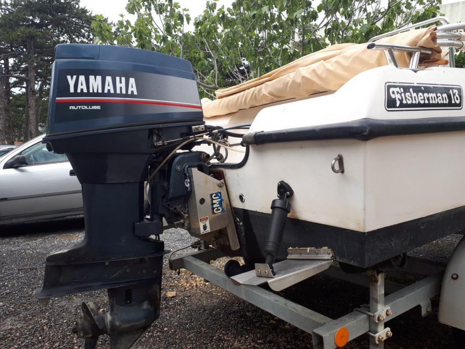 Yamaha Top 700 25/50