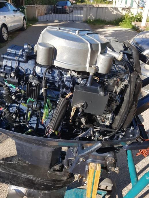 Yamaha vanbrodski motor