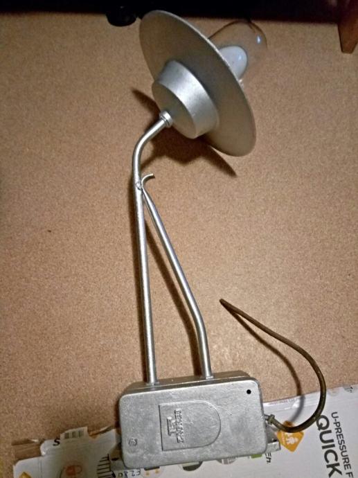 Stara ulična lampa
