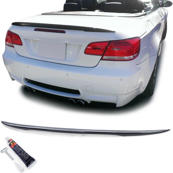 BMW 3 E93 Cabrio 2006-2013 spojler lip gepeka Carbon M performance