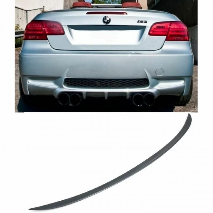 BMW 3 E93 Cabrio 2006-2013 spojler lip gepeka M M3 look
