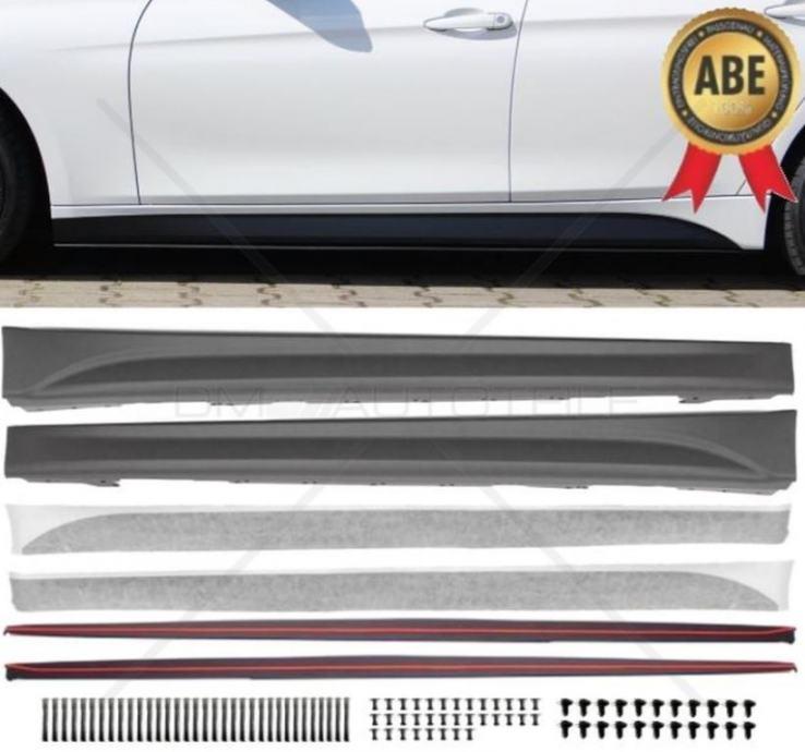 BMW F30 F31 M-Performance pragovi lajsne s TUV certifikatom