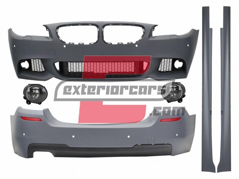 BMW serije 5 (F10) - Bodykit M paket dizajn (PDC&SRA)