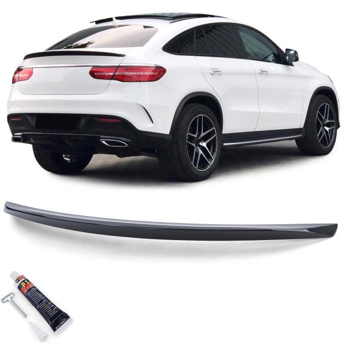 Mercedes GLC Coupe C253 2016-2019 AMG spojler lip gepeka Carbon look