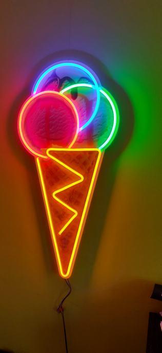 Sladoled reklama