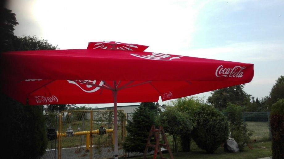 Suncobran 3'5-3'5 Coca Cola