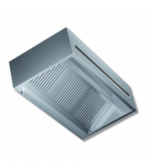 NAPA ECO, kompenzacijska, 2000x1100x450mmH, filteri 9996 +PDV - AKCIJA
