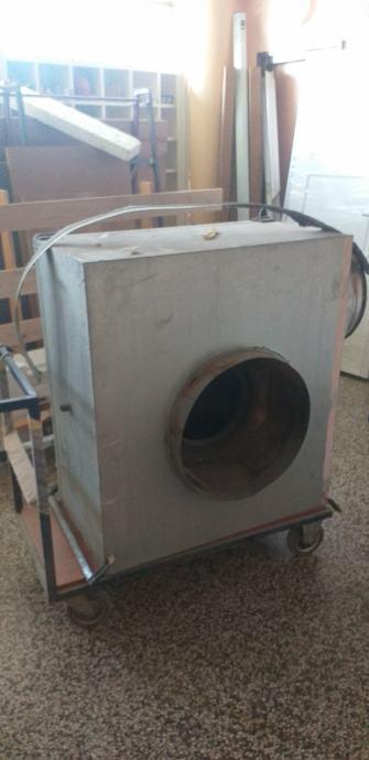 ventilacijska turbina