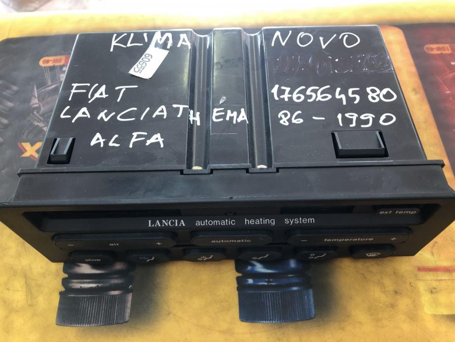 Elektronska upravljačka jedinica - klima uređaj Fiat, 176564580