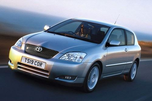 Toyota Corolla  2002-2006 god. - Kompresor klime