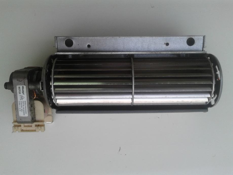 Pužni ventilator