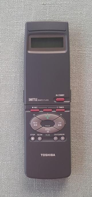 Daljinski za VHS Toshiba