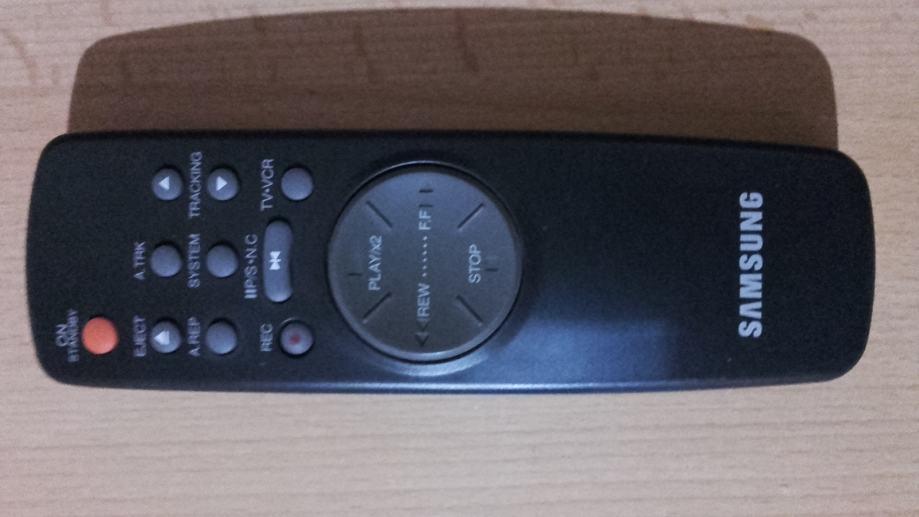 Daljinski za video rekorder Samsung SV-11X