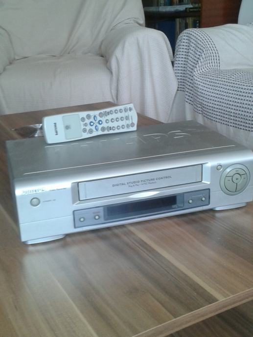 Philips video recorder