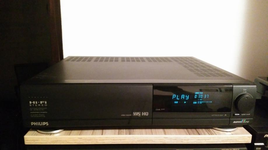 video recorder Philips Matchline VR 713