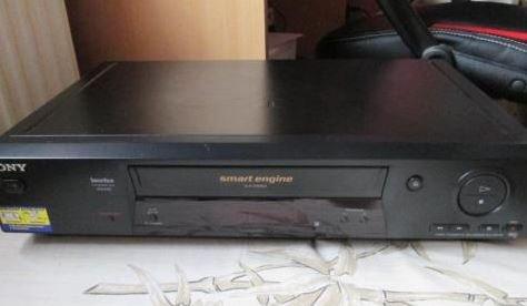 Video Rekorder Sony