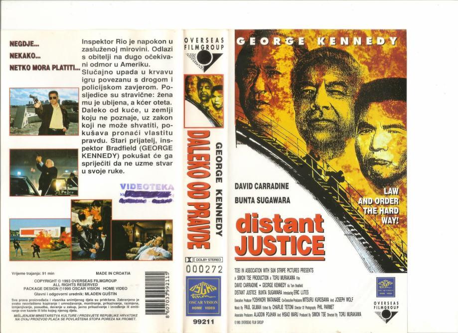 FILM - DALEKO OD PRAVDE - VHS