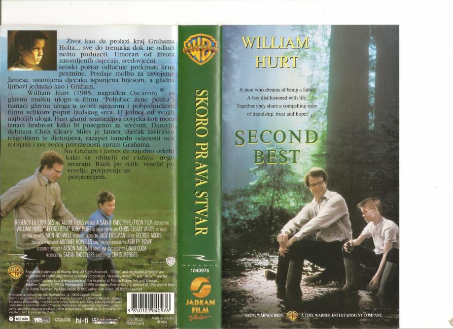 FILM - SKORO PRAVA STVAR - VHS