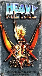 Heavy Metal - VHS