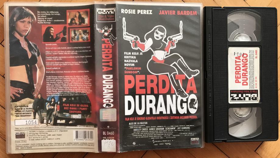 VHS / Perdita Durango / 119 min iz 1998. / Pula
