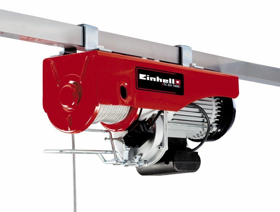 TC-EH 1000, električna dizalica (1.600 W, 500 kg na 18 m, 999 kg na 9