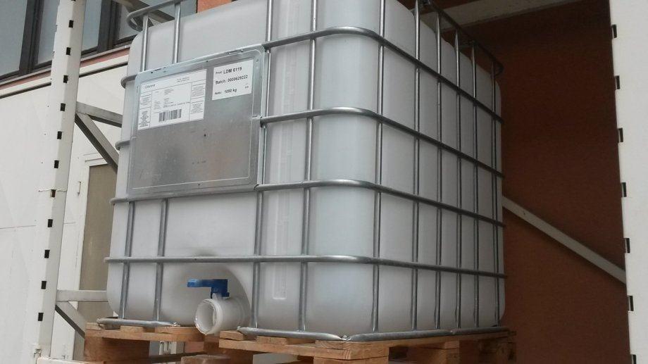 Cisterna 1000 Lit / kontenjer