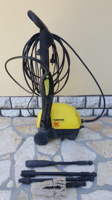Miniwash KARCHER 385 pumpa sa metalnim kućištem