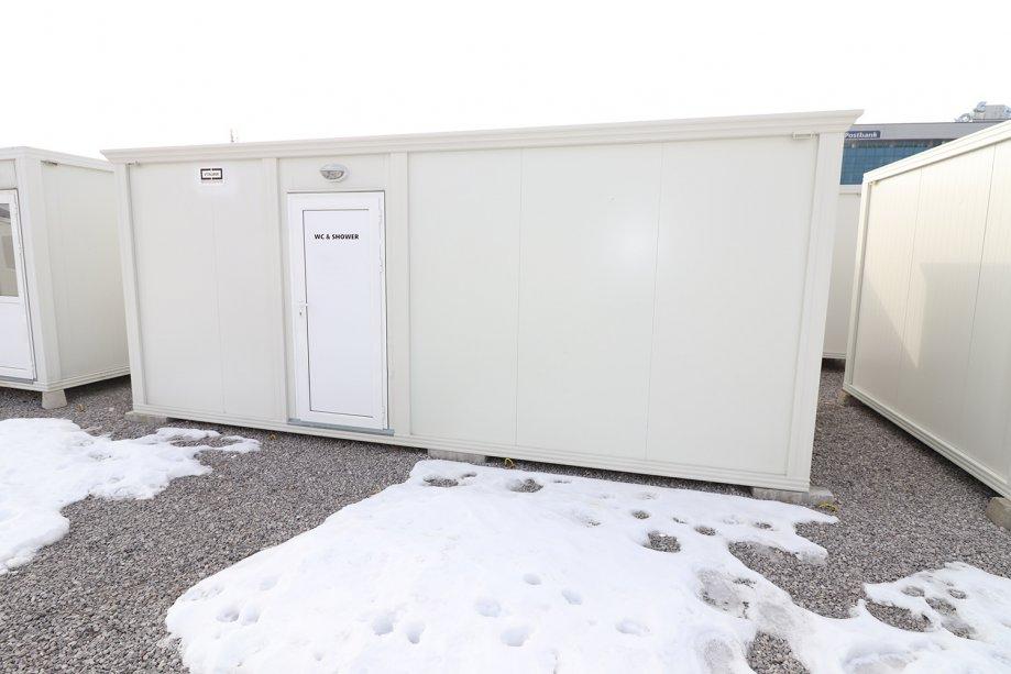 Sanitarni kontejner, kontejneri za WC, sanitarni wc, toalet