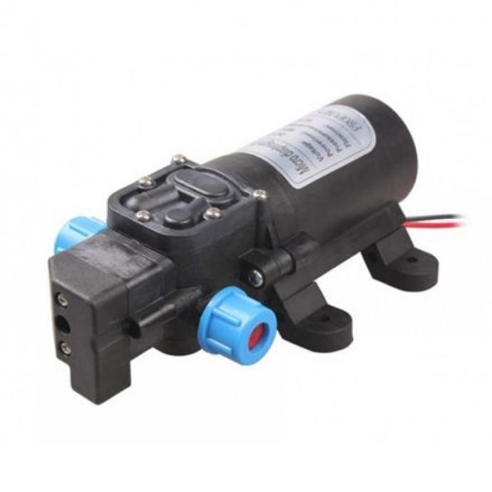 Solar HP tlačna mikro pumpa DC12V 60W