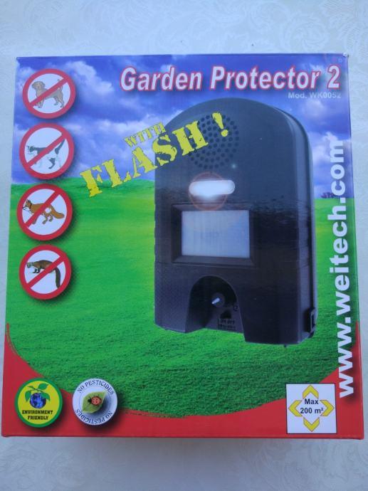 Ultrazvučni rastjerivač za vrt i dvorište