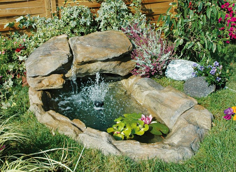 Vrtne fontane for Cascate e laghetti da giardino