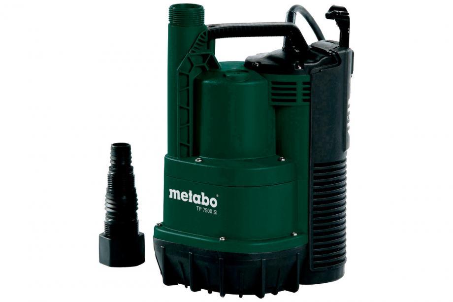 METABO potopna pumpa za vodu TP 7500 SI - 300 W - 7500 l/h - AKCIJA
