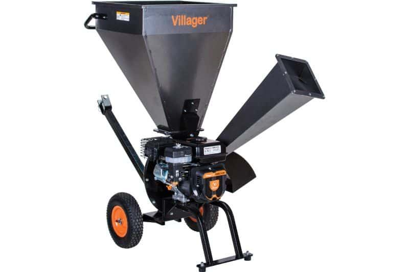 VILLAGER motorna sjeckalica vrtnog otpada VPC 250 S