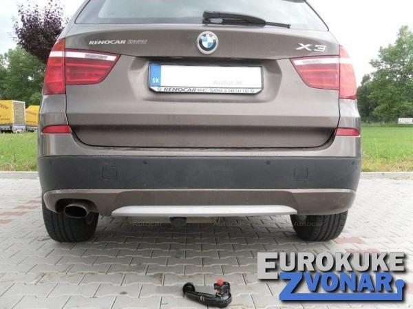 Bmw X4 F26 Vertikalna Nevidljiva Euro Kuka