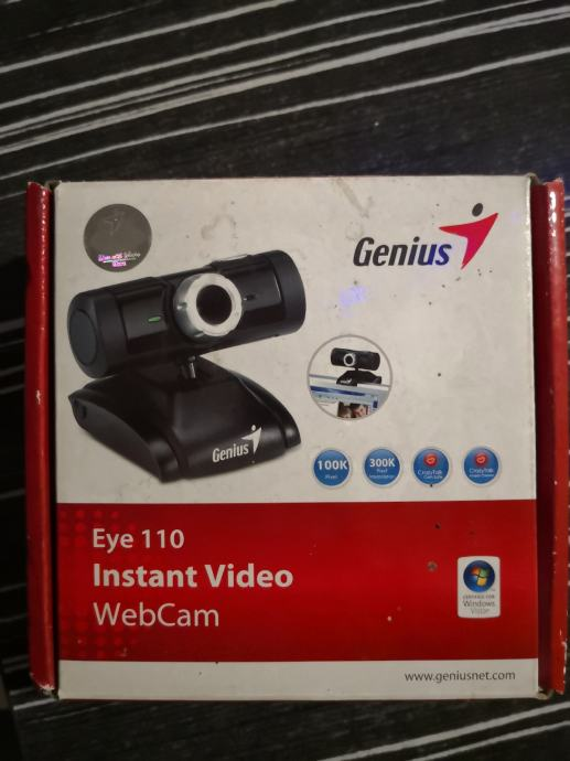 Web camera  Genius