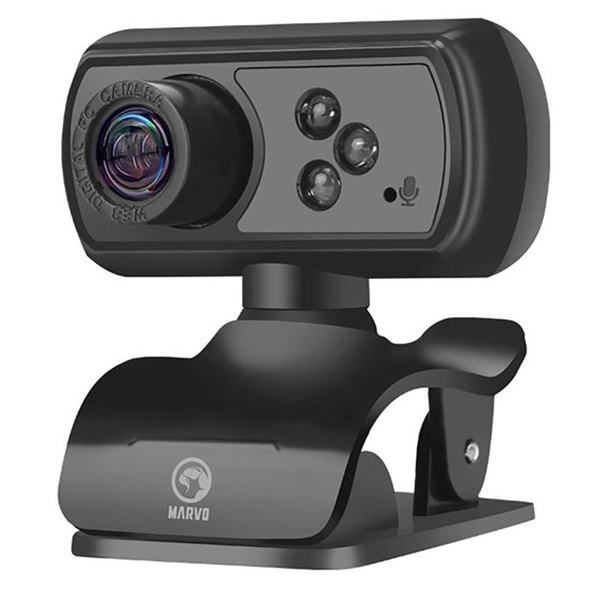 Web kamera MARVO MPC01, 720p, 2Mpx, mikrofon,USB,novo u trgovini,račun