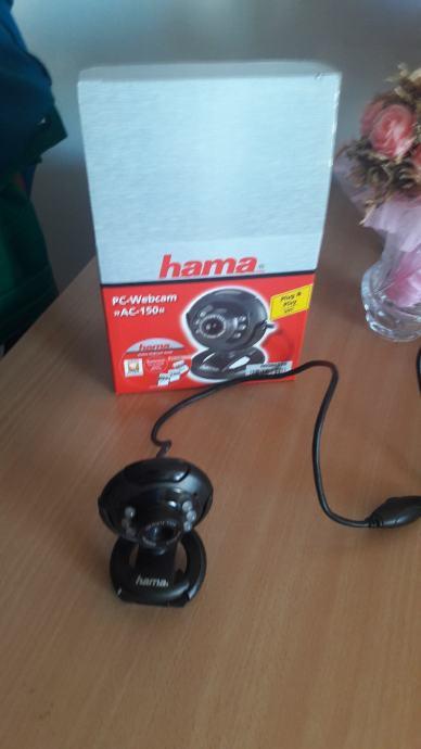 Webcamera Hama