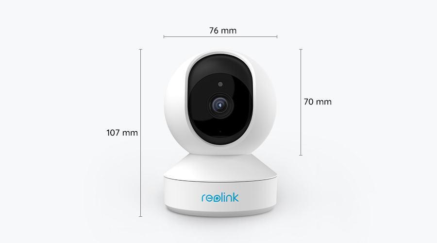 WiFi IP kamera Reolink E1 Pro 4MP dual channel