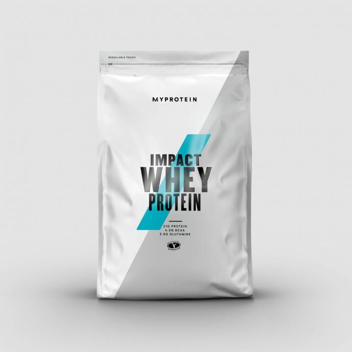 Myprotein Impact Whey Proteini okus Vanilija 2.5kg, Dostava ZAGREB