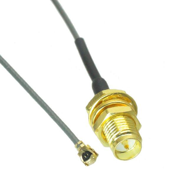 IPX na RP-SMA Female RF kikice Cable Jumper za PCI WiFi kartice/Router