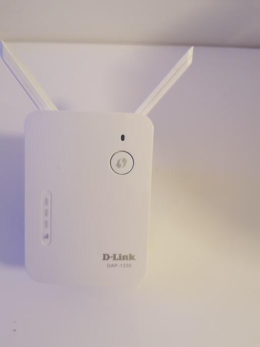 Pojačivač signala D-LINK DAP-1330, 300Mbps, bežični