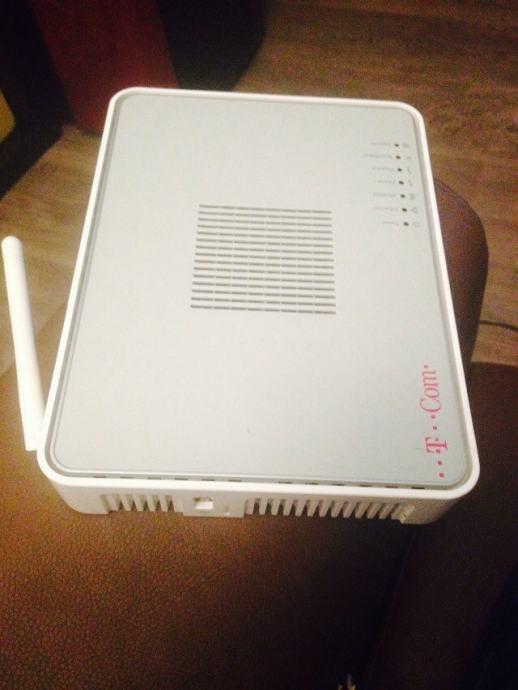 THOMSON TG782i router WIFI WIRELESS