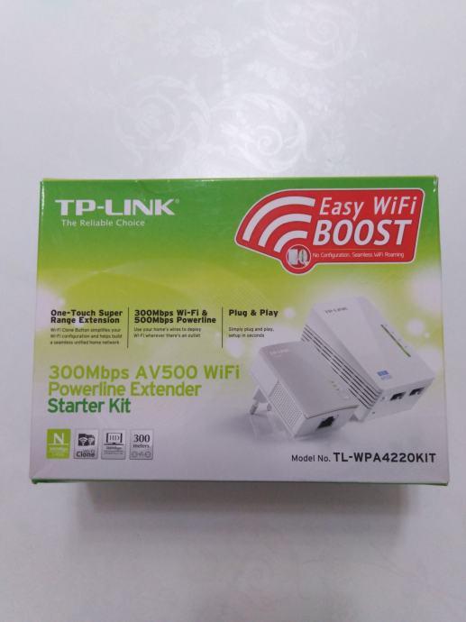 TP - LINK  EASY WIFI BOOSTER. 300mbps/500Mbps