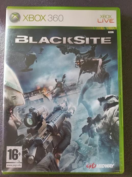 Blacksite xbox360