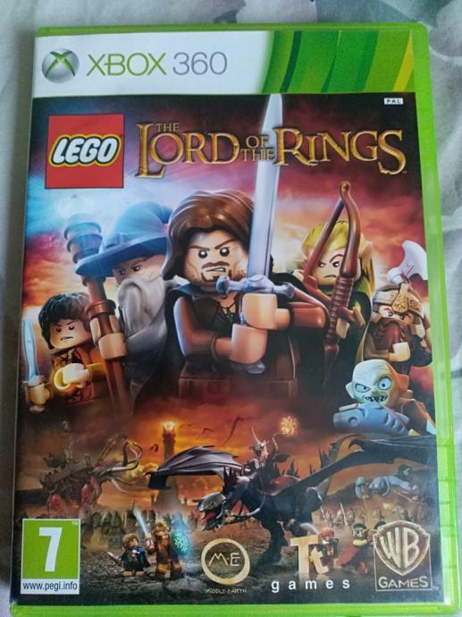 Igra za xbox360 Lego