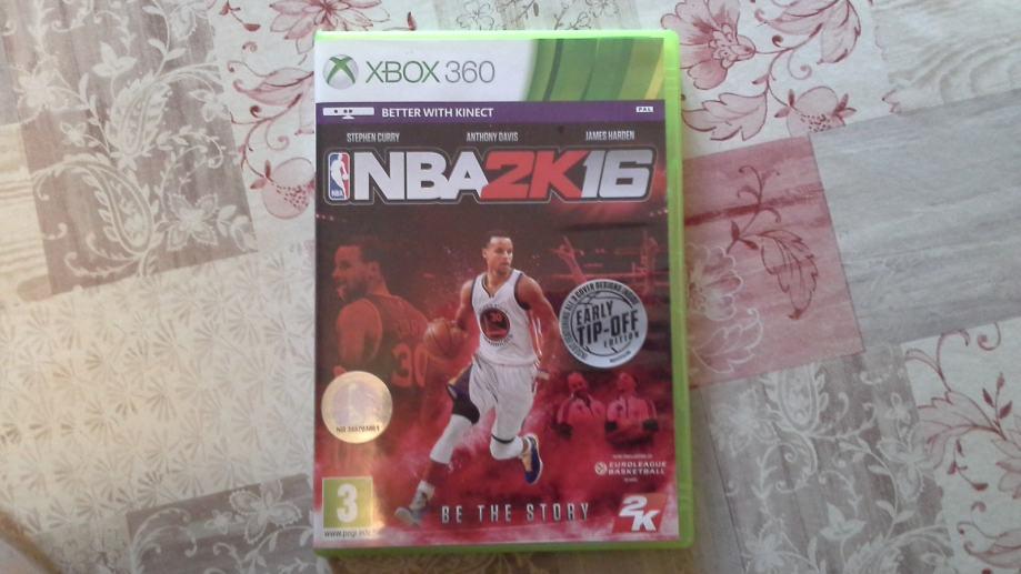 NBA 2K16 za XBOX 360